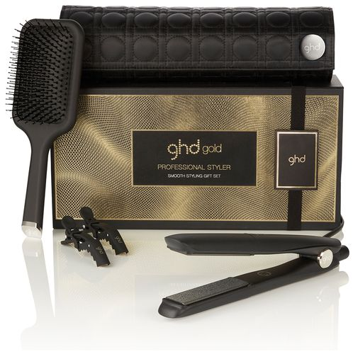 ghd smoothing styling Geschenkset (gold® Styler)