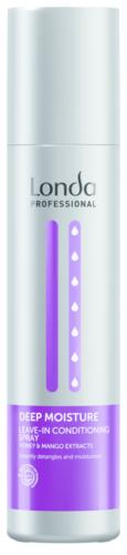 Londa Deep Moisture Leave-In Conditioning Spray - 250ml