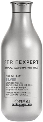 Loreal Serie Expert New Silver Shampoo