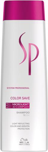 Wella SP Color Save Shampoo - 250ml