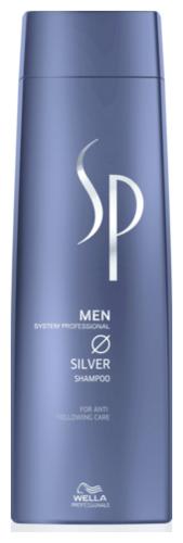 Wella SP Just Men Silver Shampoo - 250ml